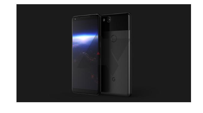 Pixel family of smartphones