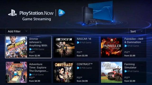 خدمة بث PlayStation Now توفر الآن إمكانية تحميل الألعاب