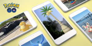 Pokémon Go-AR+ mode brings life-size monsters to Android