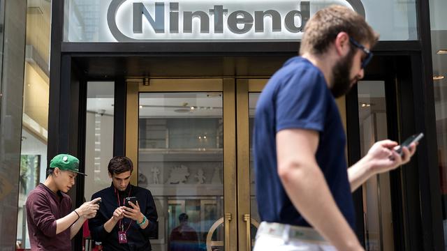 Pokemon Nintendo