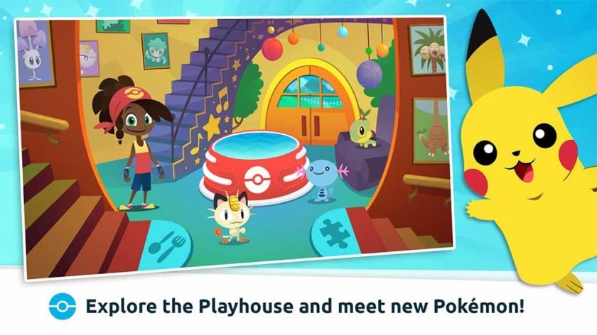 Pokemon-Playhouse