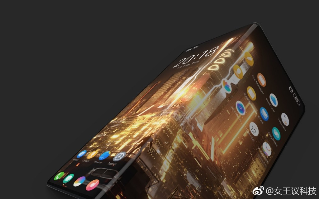 Previously leaked vivo iQOO renders