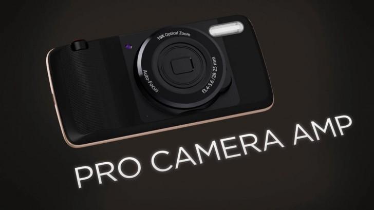 Pro Camera Mod