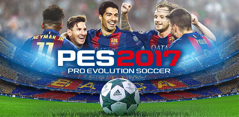 Pro Evolution Soccer 17 phone