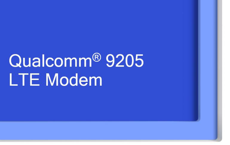 كوالكوم تكشف عن رقاقة مودم 9205 LTE للأجهزة القابلة للإرتداء