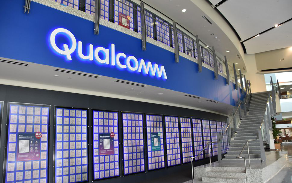 Qualcomm -license - chip tech -to competitors