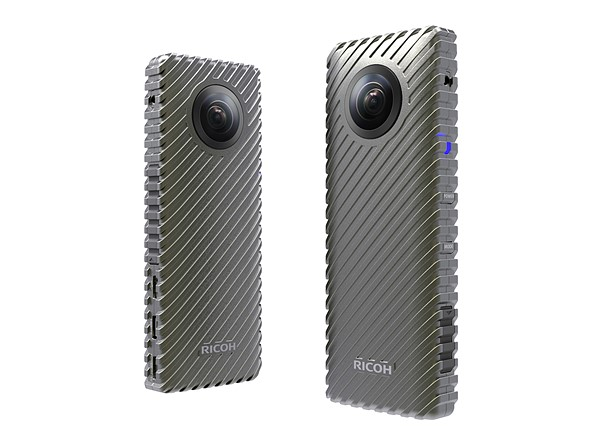RICOH-R-360-degree camera