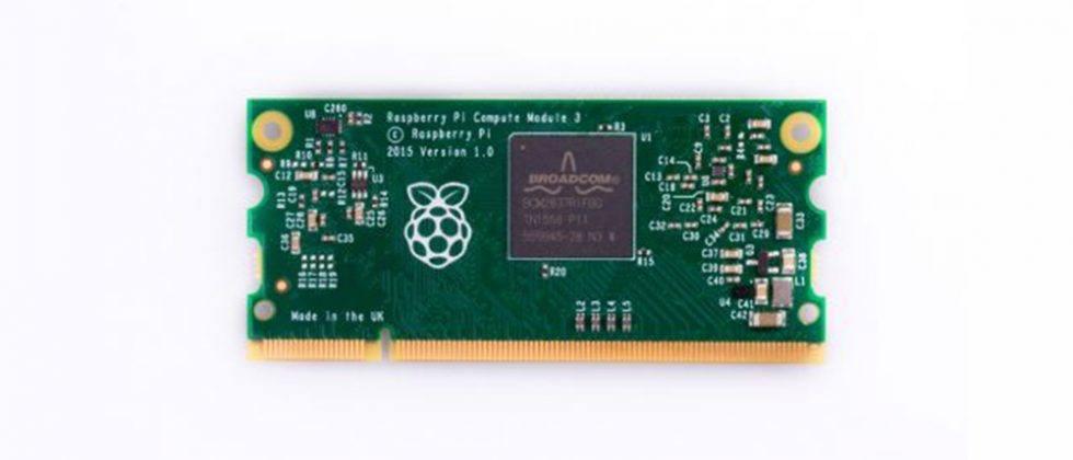 Raspberry Pi-CM3