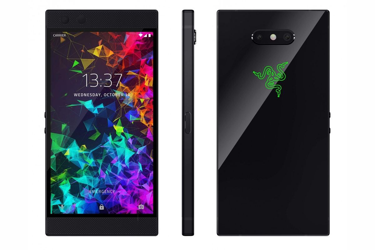 Razer Phone 2 leak