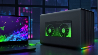 Razer- new eGPU box