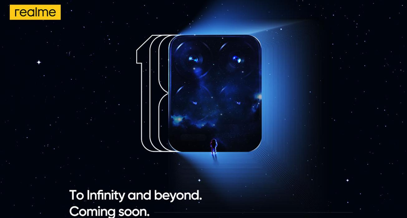 صورة Realme تدعم سلسلة هواتف Realme 8 القادمة بمستشعر بدقة 108 ميجا بيكسل