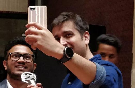 رصد هاتف Realme U1 مع كاميرا خلفية مزدوجة