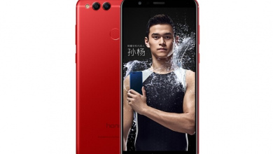 Red Honor 7X