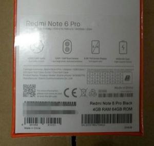 Redmi Note 6 Pro-leak