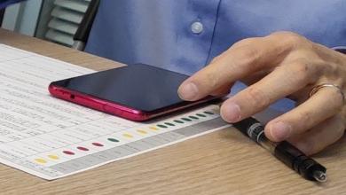 Redmi smartphone leaks pop up camera