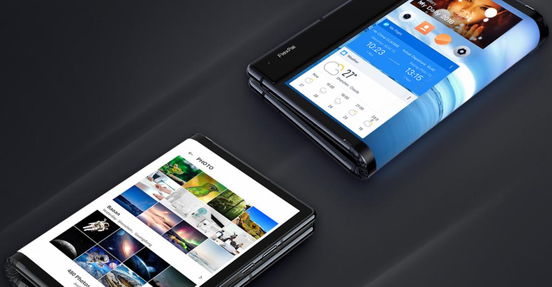 Royole FlexPai- first foldable smartphone