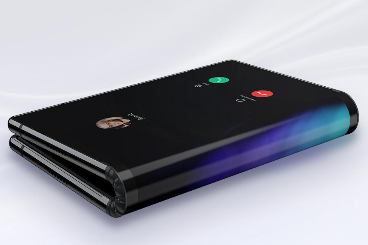 Royole FlexPai- foldable smartphone