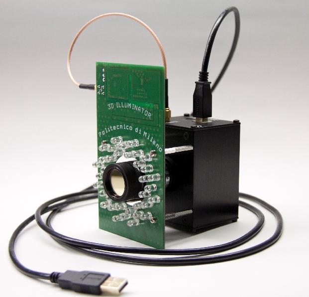 SPAD- camera