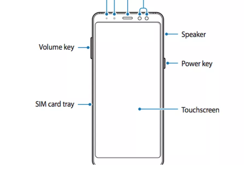 هاتفي جلاكسي A8 وA8 بلس من المتوقع أن يأتوا بكاميرا أمامية مزدوجة