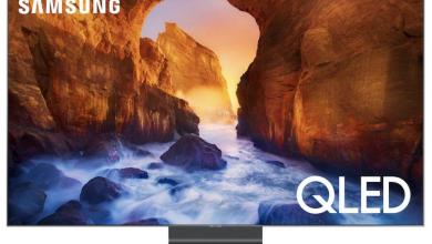 Samsung 4K TV -Q90