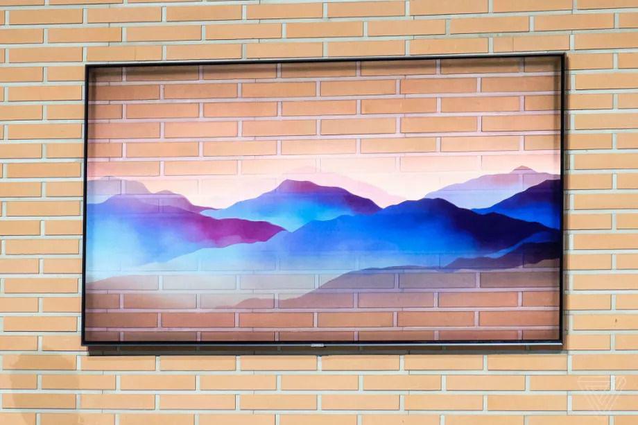 Samsung-85-inch 8K TV