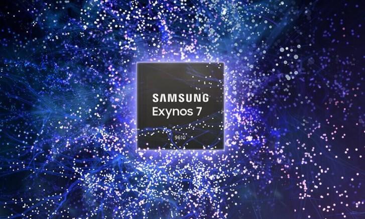 Samsung- Exynos 9610