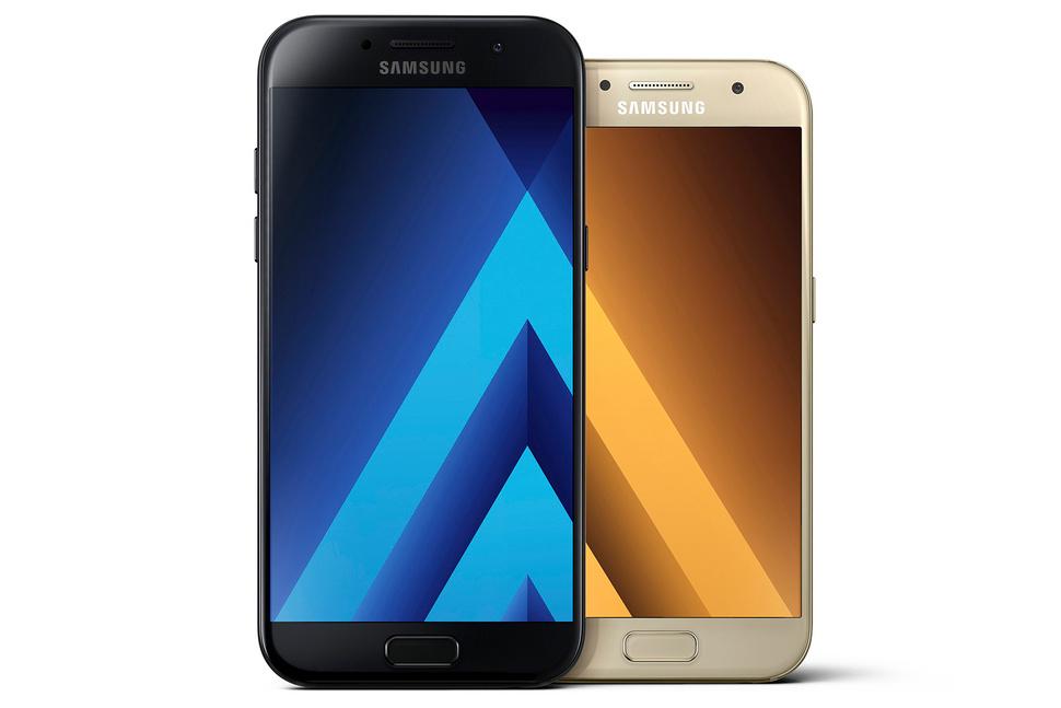Samsung Galaxy A-2017