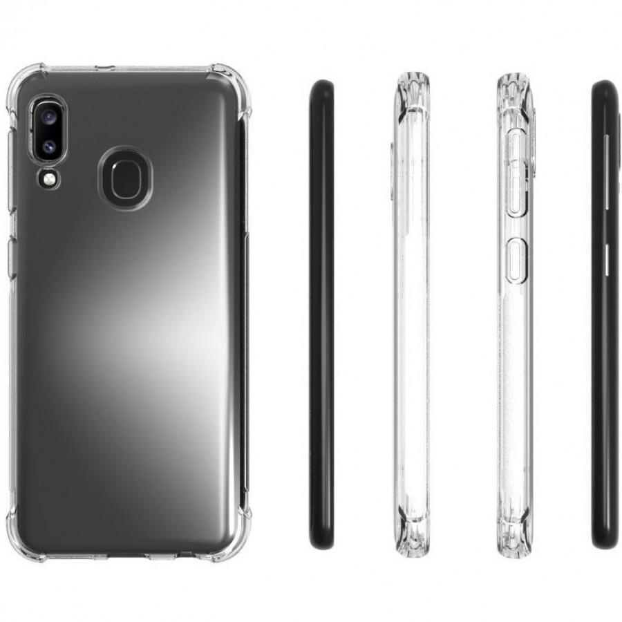 Samsung Galaxy A20e case render