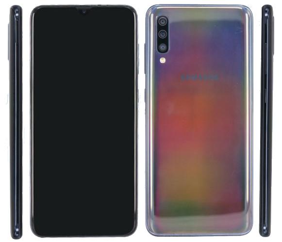 أحدث التسريبات تكشف مواصفات Galaxy Samsung-Galaxy-A70-T