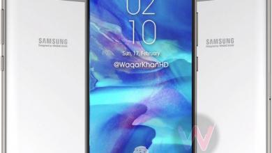 Samsung Galaxy A80 leak