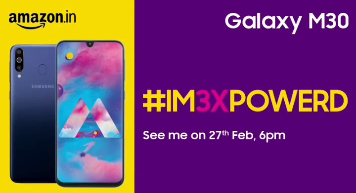 Samsung-Galaxy-M30-India-launch-invite