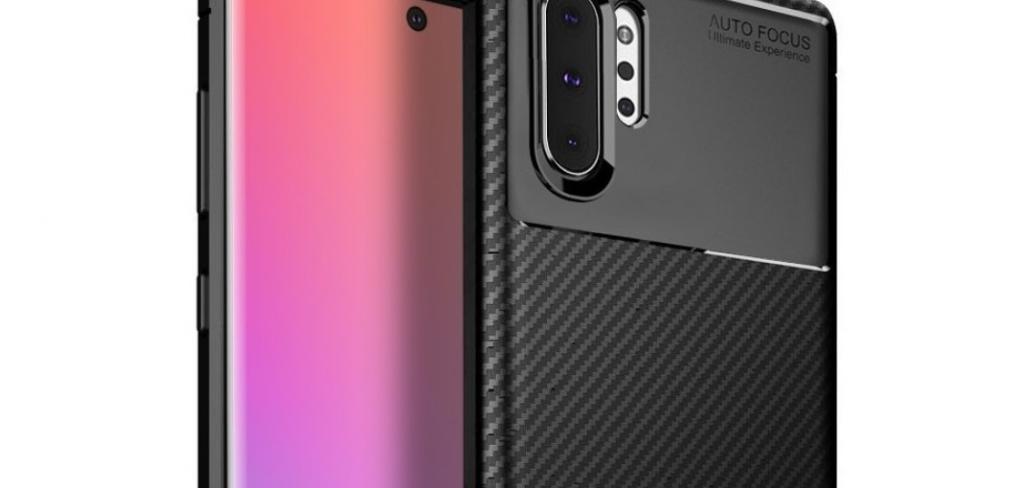تسريبات مصورة لحافظات هاتفي Galaxy Note10 وNote10 Pro