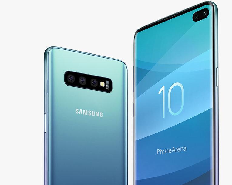هواتف Galaxy S10 وGalaxy S10 بلس تأتي بقدرة أعلى للبطارية