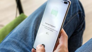 Samsung Galaxy S10 update improves fingerprint scanner