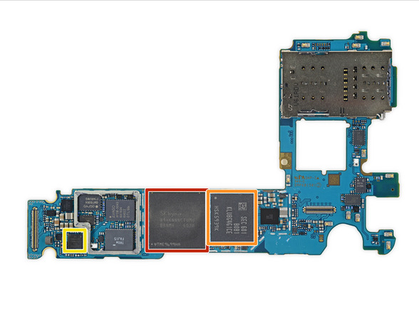 Samsung Galaxy S7 Teardown 9