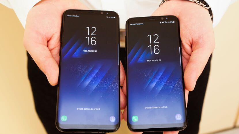 Samsung Galaxy S8 & S8 PLUS