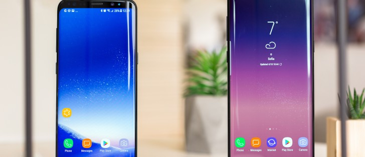 Samsung Galaxy S8 and S8+ now available from Microsoft's online store
