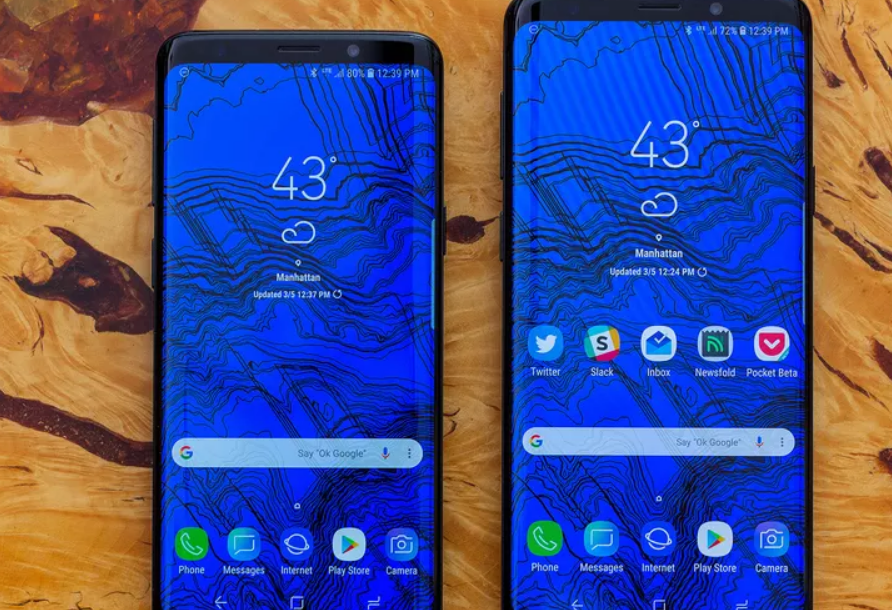 Samsung Galaxy S9-S8-Note 8