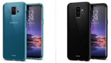 Samsung Galaxy S9-Samsung Galaxy S9+