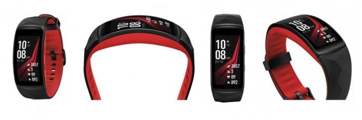 Samsung Gear-Fit2 Pro
