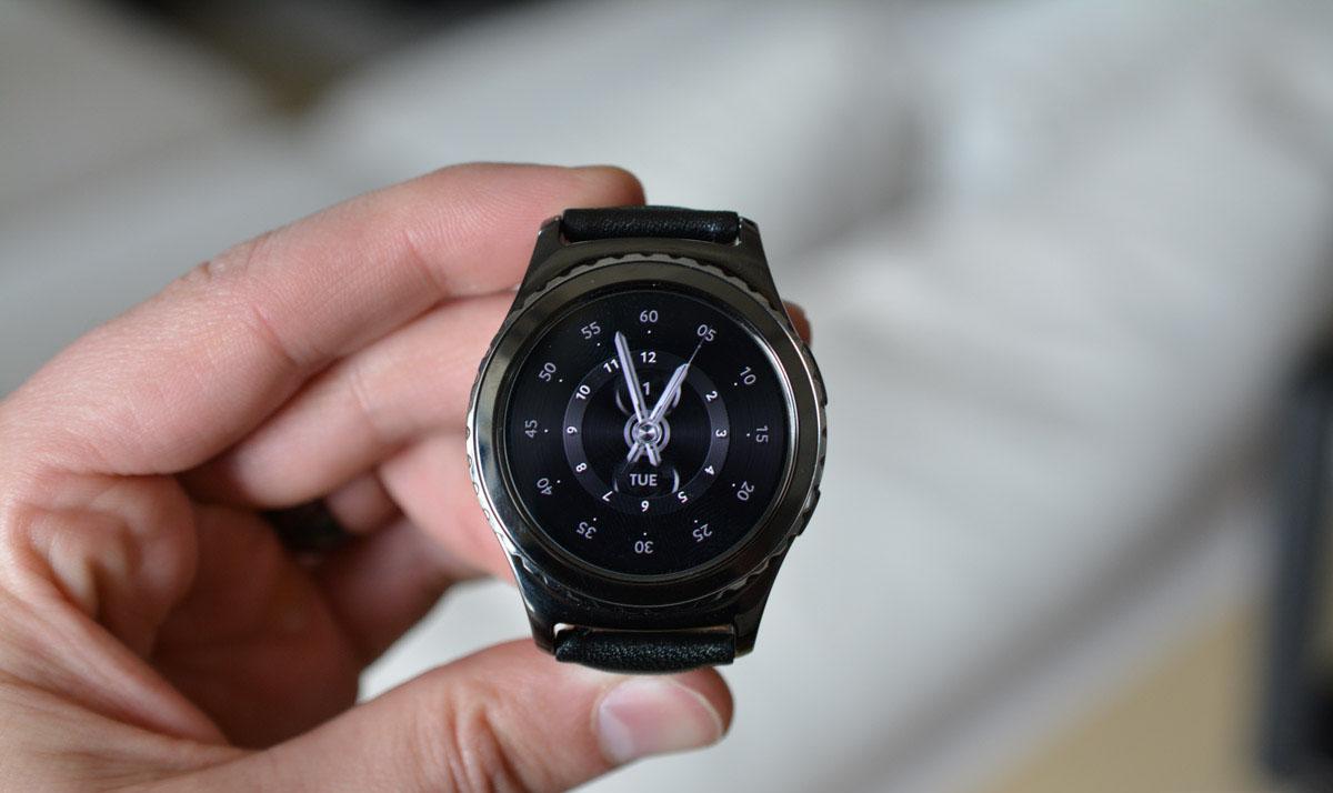Samsung -Gear S2 classic 4G