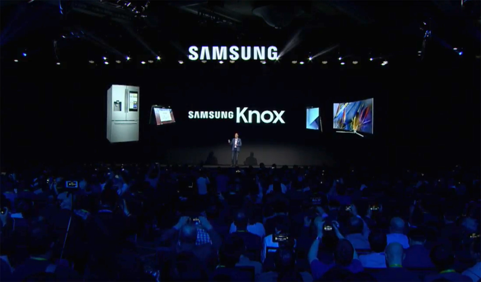 Samsung brings Knox security to smart fridges and TVs