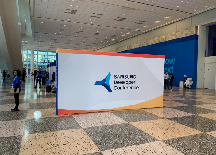 Samsung - fifth annual- developer conference