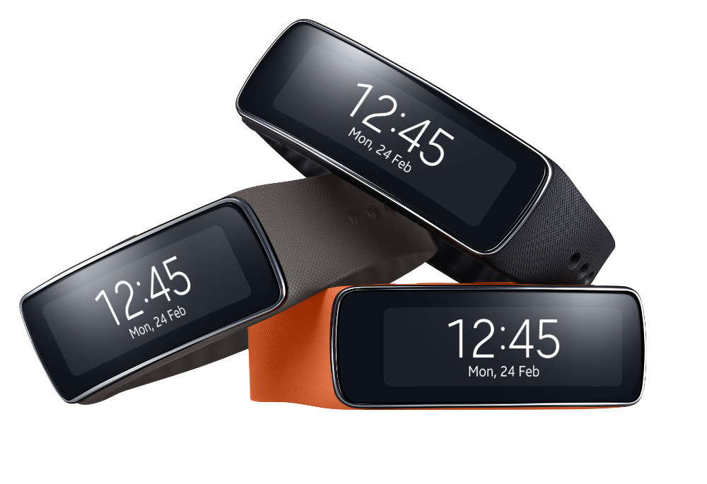 Samsung- fitness trackers