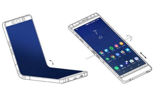 Samsung-foldable-Galaxy-X