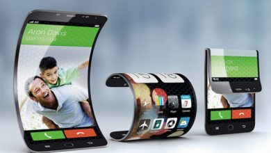 Samsung-foldable-displays