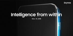 Samsung- new Exynos- chipset