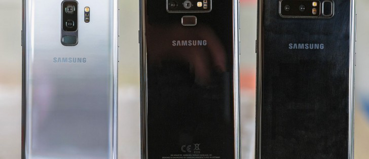 Samsung - six-camera smartphone