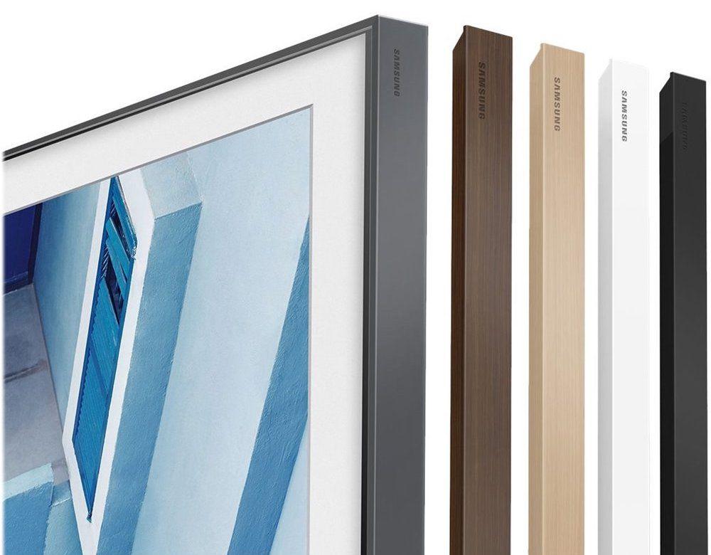 Samsung- stylish The Frame- and -Serif- 4K TVs