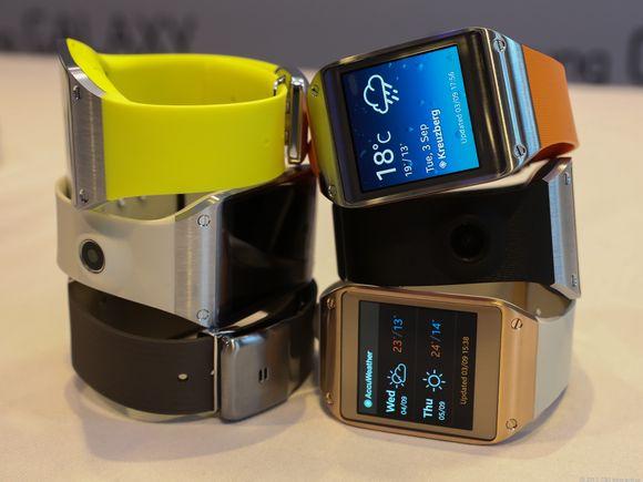699922431 Samsung_Galaxy_Gear-5573. ربما كان سعر ساعة سامسونج الذكية Galaxy Gear ...